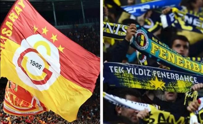 Passolig'te Galatasaray, seyircide Fenerbahçe