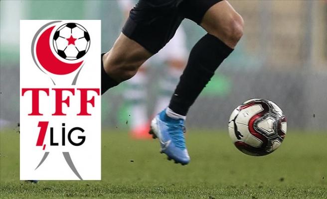 TFF 1. Lig'de zirve rekabeti yüksek