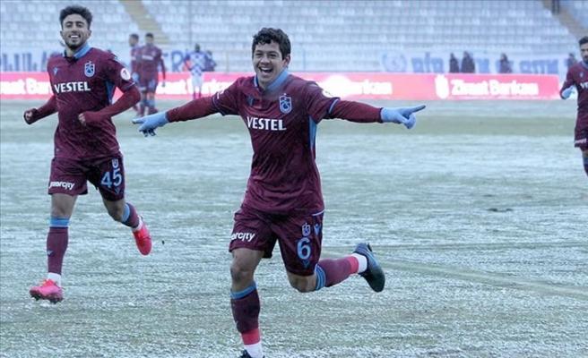 ZTK'da Trabzonspor yarı finalde