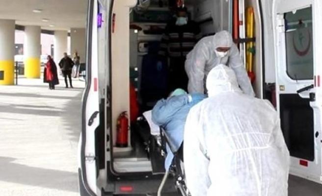 91 yaşındaki Türk koronavirüsü yendi