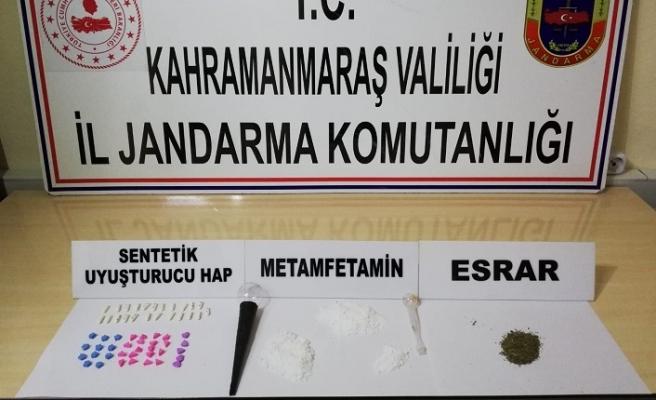 Uyuşturucu operasyonunda 14 şüpheli yakalandı