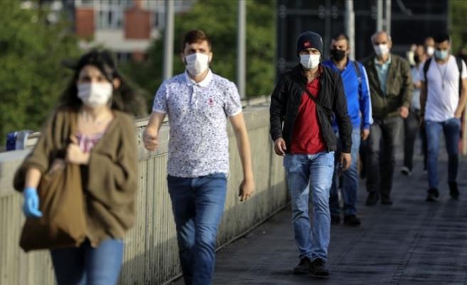 25 ilde maske takma zorunluluğu getirildi