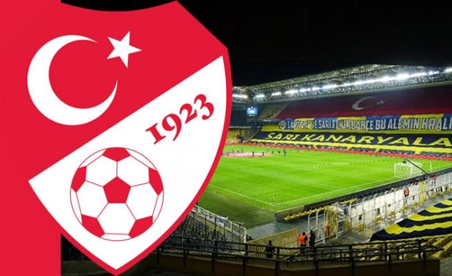 Süper Lig ve TFF 1. Lig'de kalan maçlar seyircisiz oynanacak