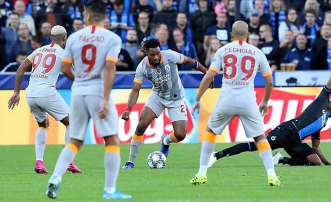 Galatasaray Avrupa'da deplasman galibiyetine hasret