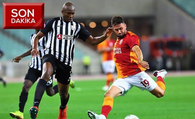 Galatasaray UEFA Avrupa Ligi'nde bir üst turda
