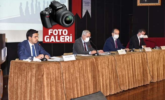"""""""Nuri Pakdil, Filistin ve Kahramanmaraş"""" söyleşisi düzenlendi"""