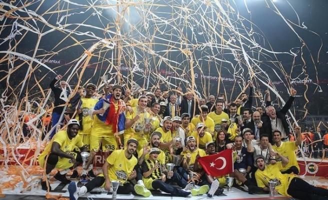 THY Avrupa Ligi'nin basketteki en başarılı Türk takımı Fenerbahçe