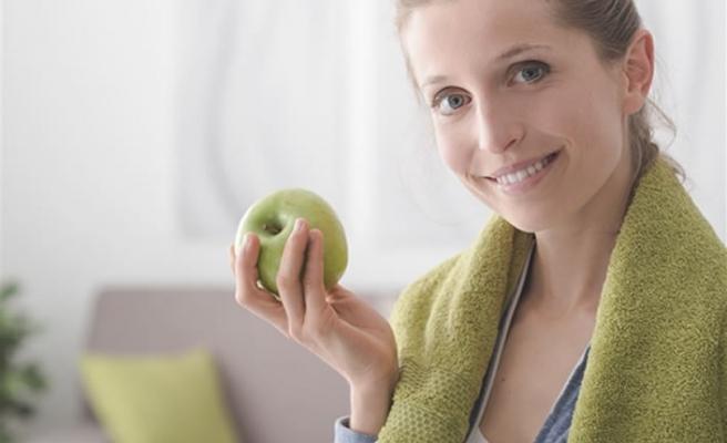 Elmanın faydaları saymakla bitmiyor