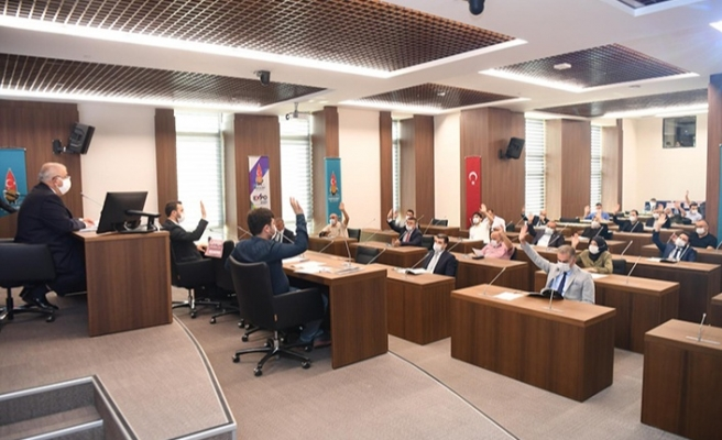 Onikişubat Belediyesi, Meclis Toplantısını gerçekleştirdi