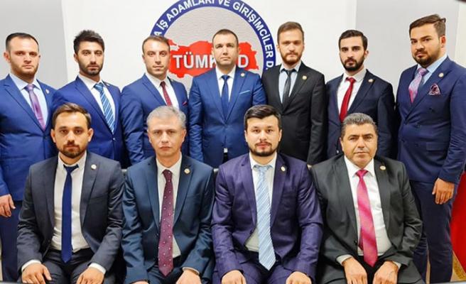 TÜMKİAD Kahramanmaraş'ta kuruldu