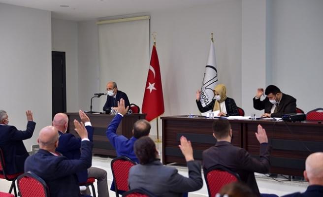 Dulkadiroğlu Belediye Meclis Toplantısı