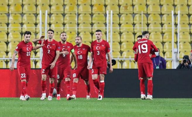 Türkiye, UEFA Uluslar Ligi'nde Macaristan karşısında