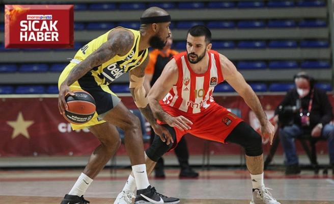 Fenerbahçe Beko, Kızılyıldız'ı son saniyede geçti: 73-71