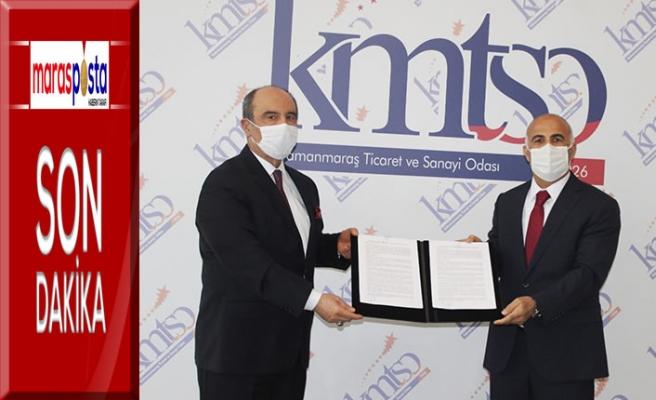 KMTSO ve Halk Bankası KOBİ'ler için finansman anlaşması imzaladı