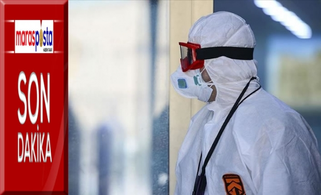Koronavirüsten son 24 saatte 174 kişi yaşamını yitirdi