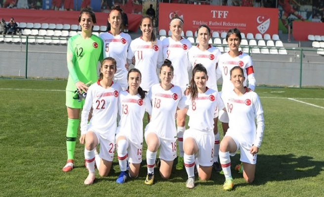 U19 Kadın Milli Takım, kamp kadrosu açıklandı