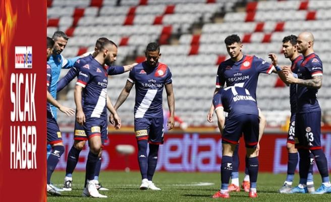 Antalyaspor, Ziraat Türkiye Kupasını müzesinde istiyor