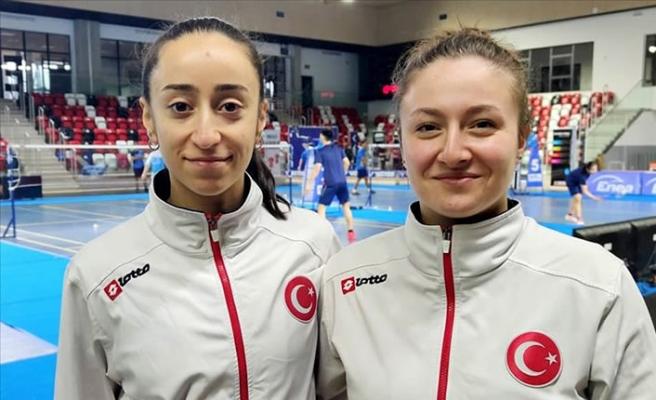 Badmintonculardan Polonya'da altın madalya