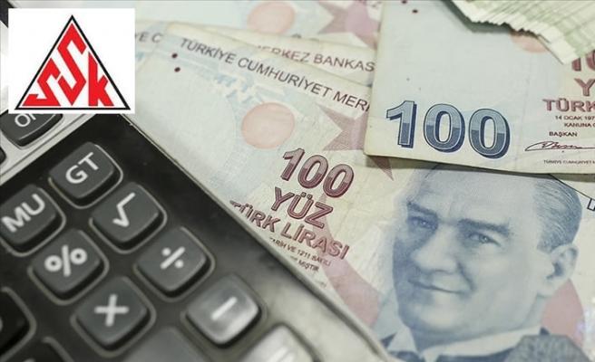 SGK'nın ilk ödemesi için son tarih 31 Mart