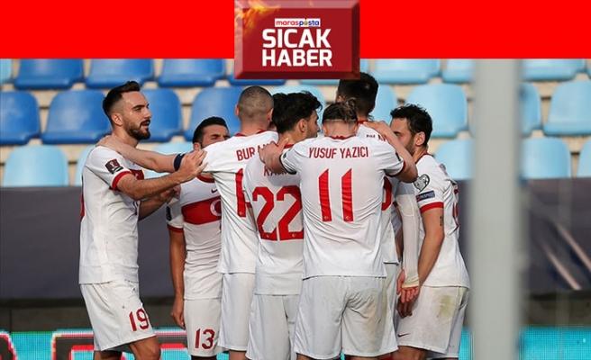 Türkiye, Letonya ile birlikte 589. maçına çıkıyor