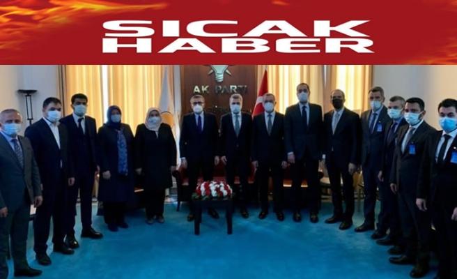 Kahramanmaraş Milletvekili Mahir Ünal, grup başkanvekilliğine seçildi
