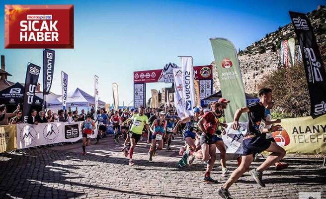 Merrell Alanya Ultra Traıl, 544 koşucunun katılımıyla başlıyor