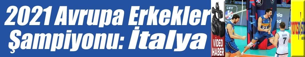 2021 Avrupa erkekler Şampiyonu: İtalya