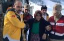 KIRSALDA RAHATSIZLANAN KADIN İÇİN EKİPLER SEFERBER...