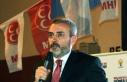 """""""Bu aziz milletin ve devletin beka mücadelesini..."""