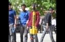 Meslek lisesi öğrencileri 400 metre menzilli roket...