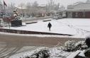Kuzeyde eğitime kar engeli