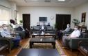 Prof. Dr. Can'ın, Şahin Balcıoğlu'nu ziyaret...
