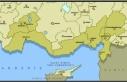 Doğu Akdeniz için sağanak uyarısı