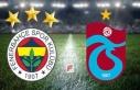 Fenerbahçe, Trabzonspor'u ağırlıyor