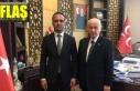 """MHP Pazarcık İlçe Başkanı Yusuf Şahin """"Atatürk'ü..."""