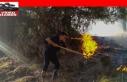Kahraman itfaiyeciler Osmaniye'de