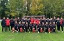 U19 Kadın Milliler, Danimarka karşısında