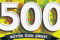 CAPİTAL 500'DE 4 ŞİRKETİMİZ VAR