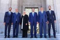 İstiklal Üniversitesi, vizyon planlama toplantısı yapıldı