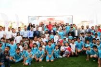 Büyükşehir Yaz Spor Okulları devam ediyor