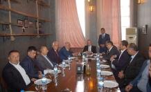 Ziraat Odaları Koordinasyon Toplantısı gerçekleştirildi