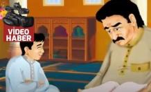 Bir baba gözleri görmeyen oğluna ne yaptı?