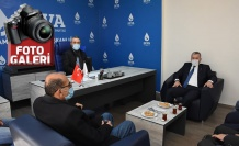 Yardımcıoğlu'ndan Deva Partisi'ne ziyaret