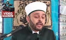 """Müslüman """"selam'dan"""" rahatsız olmaz"""