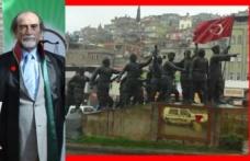 Ahmet Babaoğlu'ndan Kurtuluş Anıtı hatırlatması…