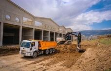 Dulkadiroğlu'nda yol açma çalışmaları