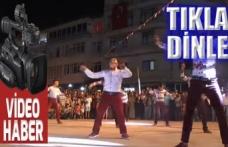 """Genç Osman """"Grup Kaşık Gösterisi"""""""