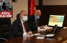 2020 yılı 4. Dönem Koordinasyon Kurulu toplandı