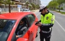 Emniyet kemeri takmayan 114 sürücüye ceza yazıldı