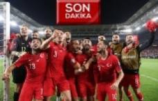 A Milli Takımımız, sondan bir önce… İzlanda ile oynuyoruz